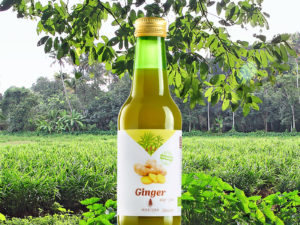 New: Organic Ginger juice