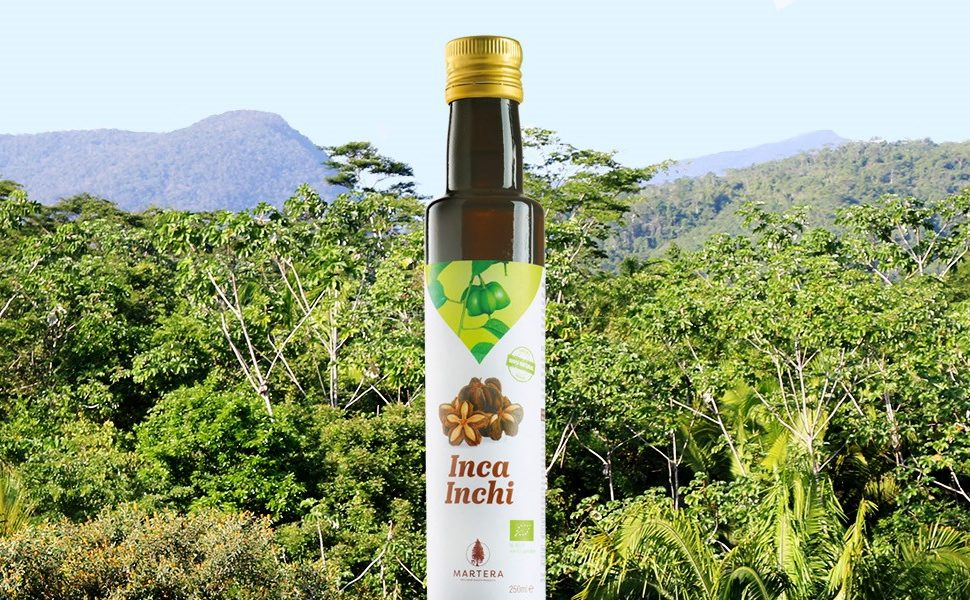 Organic Inca Inchi oil