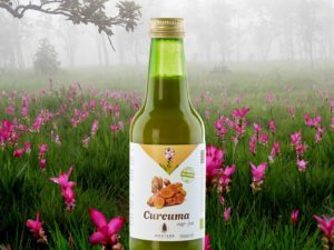 New packaging turmeric juice