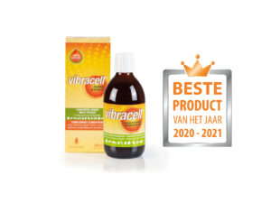Stem op Vibracell voor Product van het Jaar
