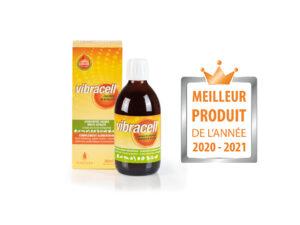Votez pour Vibracell pour le meilleur produit de l'année